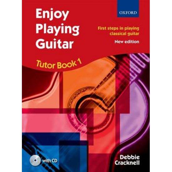 ENJOY PLAYING GUITAR : TUTOR BOOK 1 PB