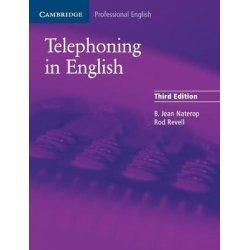 TELEPHONING IN ENGLISH SB 3RD ED