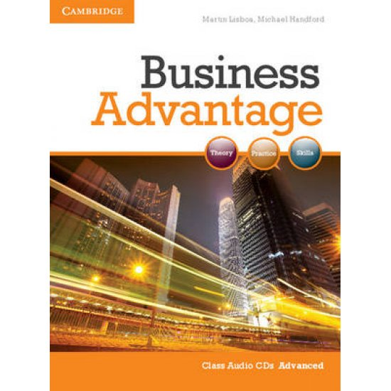 BUSINESS ADVANTAGE ADVANCED CD CLASS (2)
