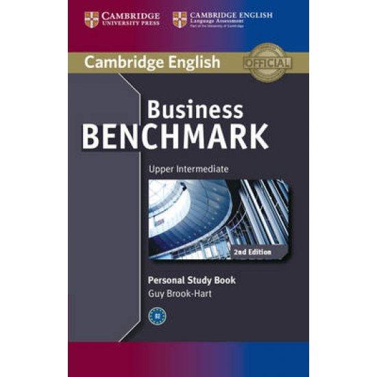 BUSINESS BENCHMARK UPPER-INTERMEDIATE BEC + BULATS PERSONAL STUDY BOOK 2ND ED