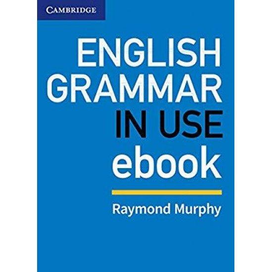 ENGLISH GRAMMAR IN USE INTERACTIVE E-BOOK 5TH ED