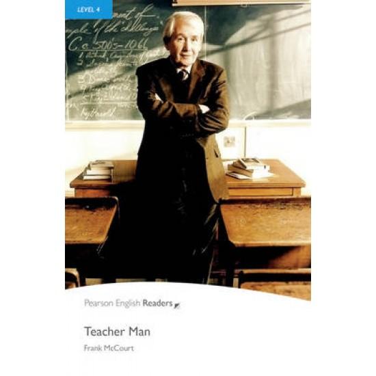 PR 4: TEACHER MAN ( + MP3 Pack)