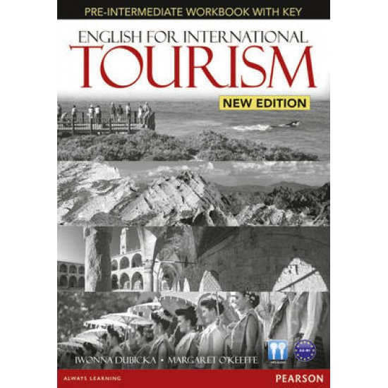 ENGLISH FOR INTERNATIONAL TOURISM PRE-INTERMEDIATE WB WITH KEY (+ AUDIO CD) 2ND ED