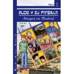 ALEJO Y SU PANDILLA:AMIGOS EN MADRID (+ CD)