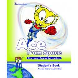 ACE FROM SPACE JUNIOR 1 YEAR SB (+ BOOKLET + PICTURE DICTIONARY)