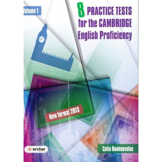 CAMBRIDGE PROFICIENCY PRACTICE TESTS VOLUME 1 SB (NEW FORMAT 2013)